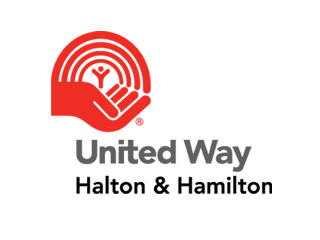 United Way Halton & Hamilton logo