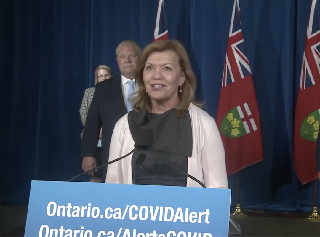 Ministry of Health announcement of new Ontario Health teams